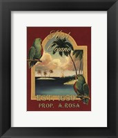 Hotel Oceano - Mini Framed Print
