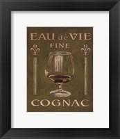 Cocktail Hour IV Framed Print