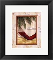 Parasol Club III Framed Print