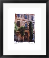 Framed Roussillon
