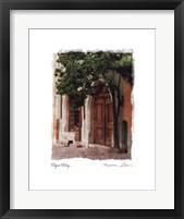 Framed Elegant Entry