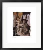 Tuscan Repose I Framed Print