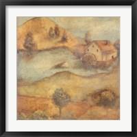 Framed Herb De Provence I