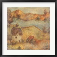 Framed Herb De Provence II
