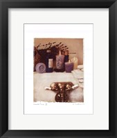 Lavender Time II Framed Print