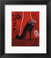 Framed High Heels Paris