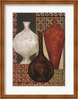 Framed Vessels  Tiles II