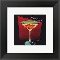 Framed Manhattan - Mini