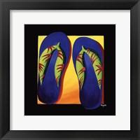 Framed Bahama Thongs