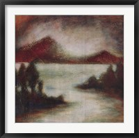 Ocean Light II Framed Print
