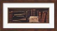 Framed Librairie I