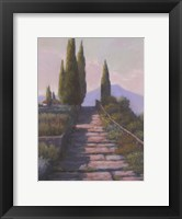 Framed Santa Lucia