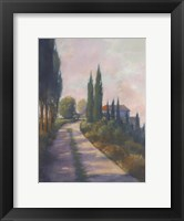 Bella Vista Framed Print