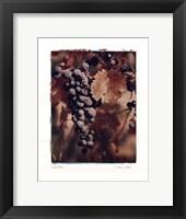 Grand Noir Framed Print