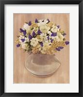 Framed Flowers in Vase 2