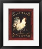 Framed Le Coq