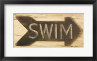 Framed Swim