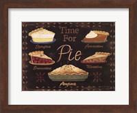 Framed Time for Pie