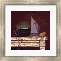Framed Farm Table