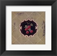Framed Cerise