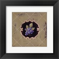 Raisin Framed Print