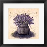 Framed Color Purple II