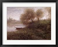 Ferryman Framed Print