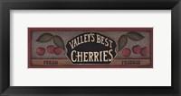 Valley's Best Framed Print
