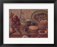 Framed Baked Goods