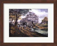 Framed Country Reflections