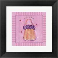 Purse Framed Print