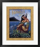 Framed Aloha Hawaii