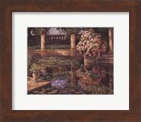 Framed Garden Impressions