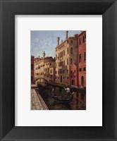 Framed Venetian View II
