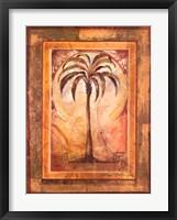 Framed Palm Passage II