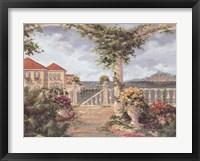 Framed Buena Vista II