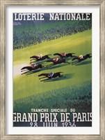 Framed Loterie Nationale