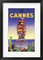 Framed Cannes