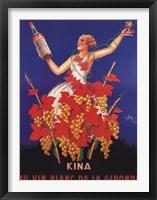 Framed Kina
