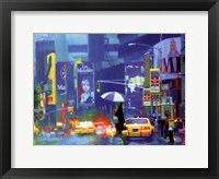 Framed New York Minute