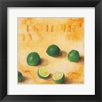 Framed Limon
