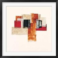 Framed Abstrait II