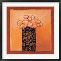 Framed Summerflowers I