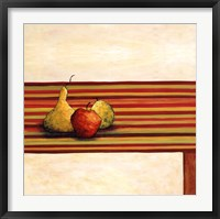 Stripes II Framed Print