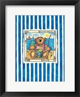 Sandspiele Framed Print