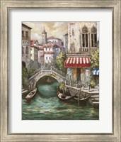 Framed Venetian Motif I