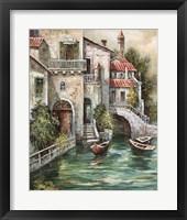 Framed Venetian Motif II