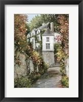 Framed Regency House, Lucerne