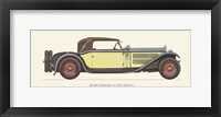 Framed Austro-Daimler 1931