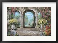 Framed Belle Fontaine